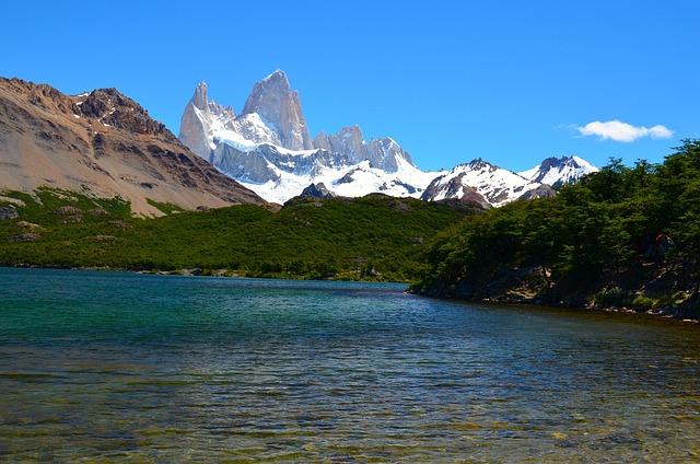 Torres Del Paine, Patagonia, Chanten, Calafate, Glacier
