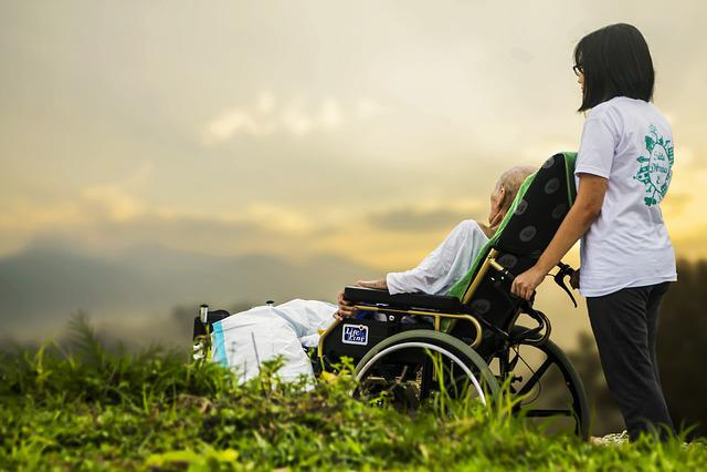 Hospice, Care, Patient, Elderly, Old, Elder Care