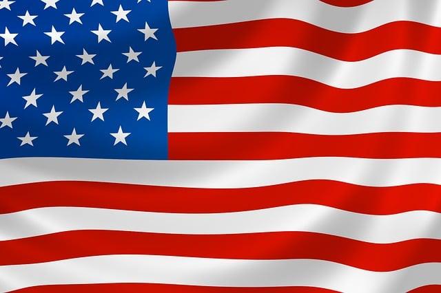 Usa, Flag, American, National, Patriotism, Patriotic