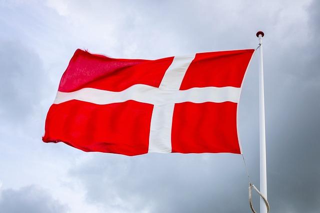 Flag, Banner, Wind, Patriotism, Unity, Dannebrog