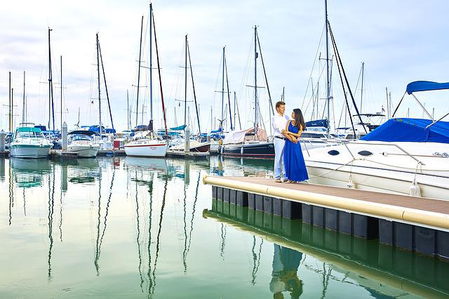 Ocean Marina Yacht Club, Marina, Pattaya, Ocean, Yacht