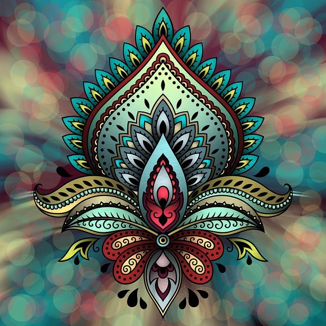 Decoration, Pattern, Ornate, Art, Abstract