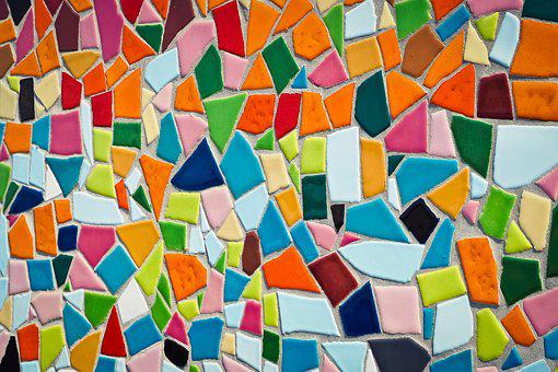 Mosaic, Tiles, Pattern, Texture, Background, Ornament