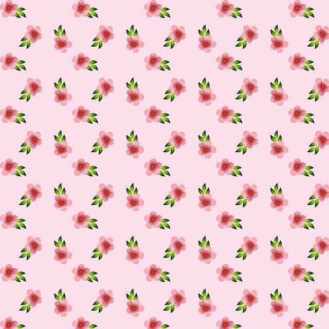 Pattern, Background, Flowers, Pattern Background