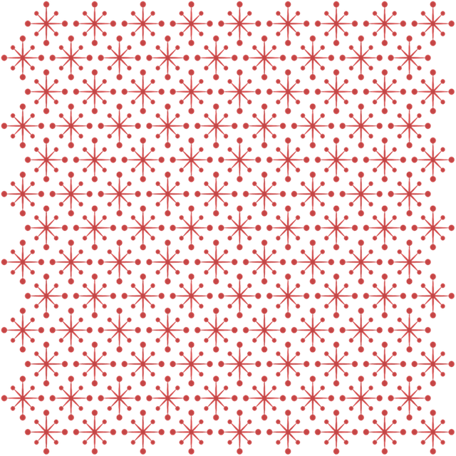 Pattern, Christmas Pattern, Red Stars, Red, Stars