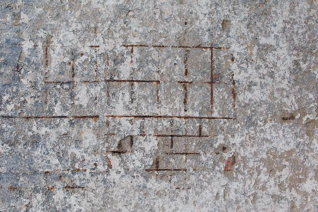Stone, Old, Wall, Pattern, Rau, Background, Concrete