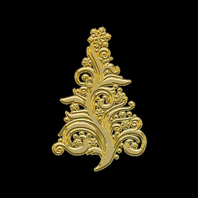 Christmas Tree, Pattern, Decor, Christmas
