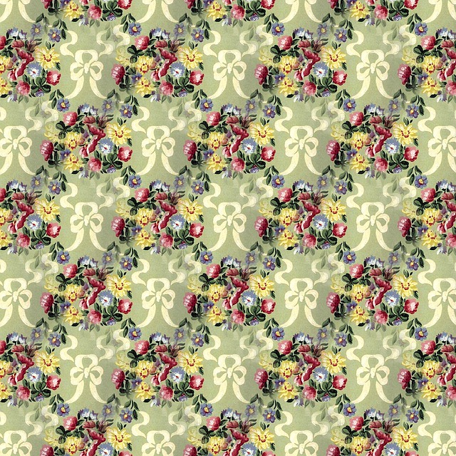Pattern, Decoration, Abstract, Wallpaper, Flower