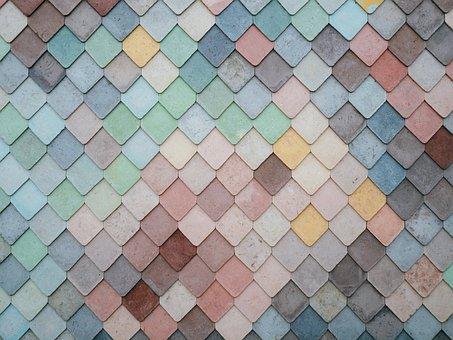 Tiles Shapes, Texture, Pattern, Art, Creative, Design