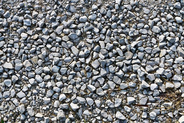 Pebble, Stones, Gravel, Lane, Fixed, Aggregate, Pattern