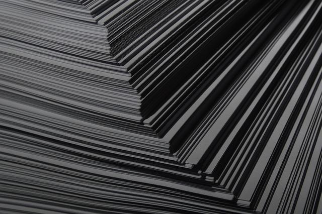 Paper, Low, Key, A4, Studio, Lines, Pattern, Structure
