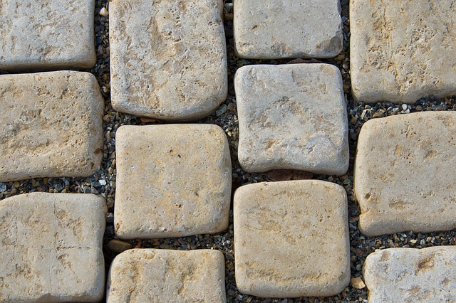 Paving Stones, Stones, Pattern, Structure, Away, Road