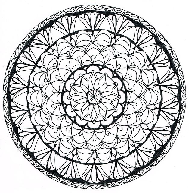 Manala, Draw, Zentangle, Pattern, Drawing