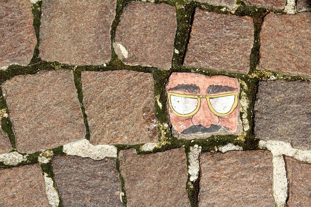 Pavement, Paving Stone, Painting, Paved, Road, Ground