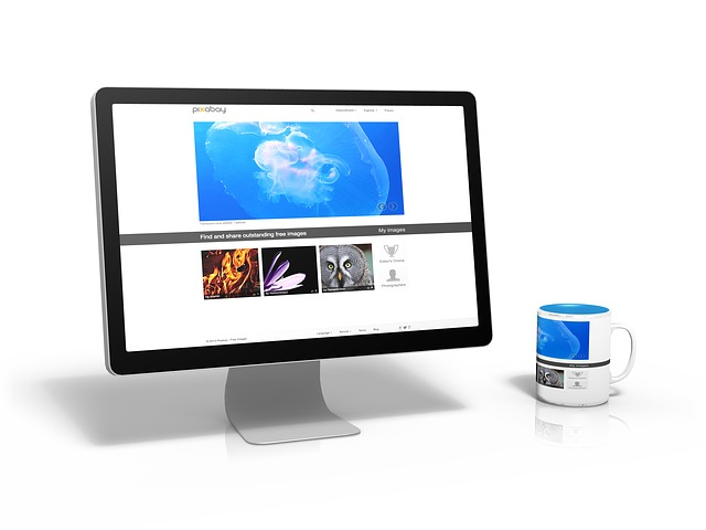 Pc, Computer, Images, Internet Page, Pixabay, Cup