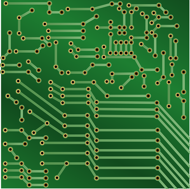 Circuit, Board, Electronic, Printed Circuit Board, Pcb