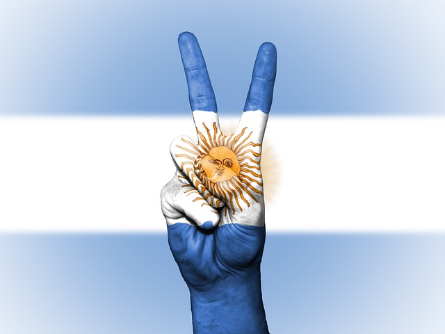 Peace, Argentina, Flag, National, Symbol, Country