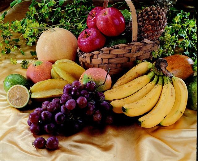 Zong-fruit, Banana Apel Apple, Carambola Wine, Peach