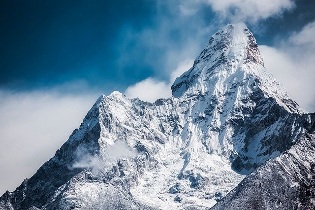 Ama Dablam, Himalaya, Mountain, Peak, Nepal, Summit