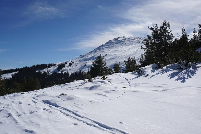Vitosha, Sofia, Bulgaria, Peak, Snow, Winter, Mountain