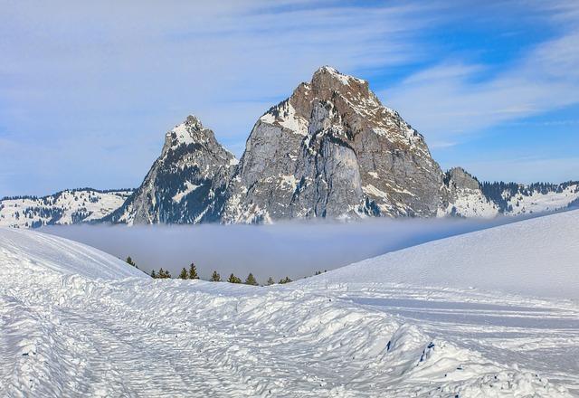 Summit, Peak, Cliff, Rock, Slope, Travel