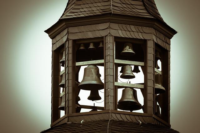 Bells, Peal, Bell Tower, Glockenspiel, Tower