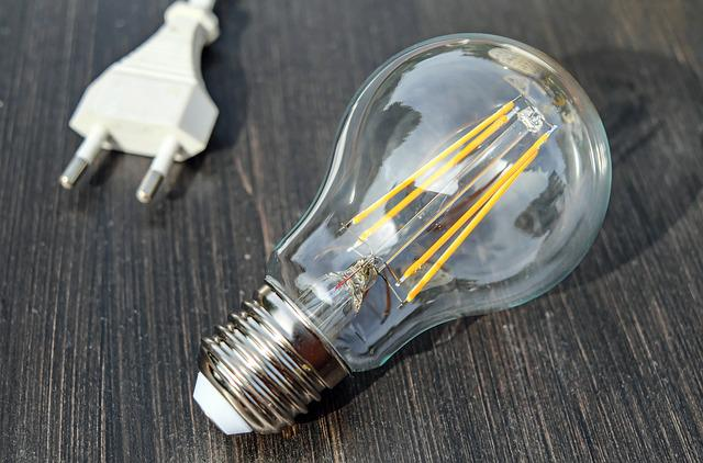 Light Bulb, Pear, Light, Energy, Bulbs, Electric