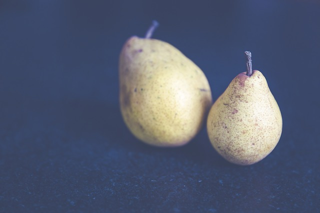 Pears, Fruit, Fruits, Ripe, Harvest, Macro, Vitamins