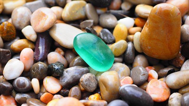 Pebble, Stones, Pebbles, Colorful, Scree, Close Up