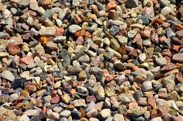 Pebbles, Colorful, The Background, Texture