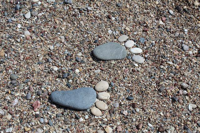 Beach, Sea, Summer, Sun, Pebbles