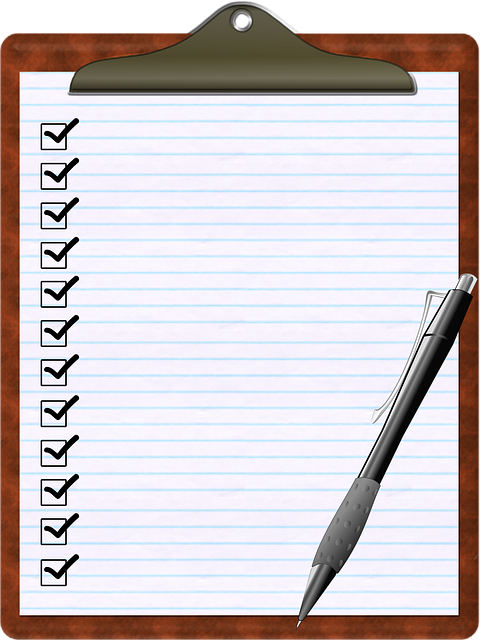 Checklist, Clipboard, Pen, Paper, To Do List, Check Box