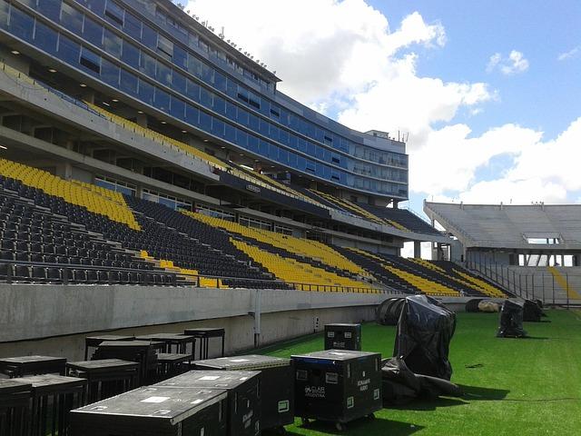 Estadio, Peñarol, Uruguay, Montevideo, Fútbol, Football