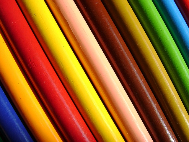 Colors, Color, Pencil, Rainbow