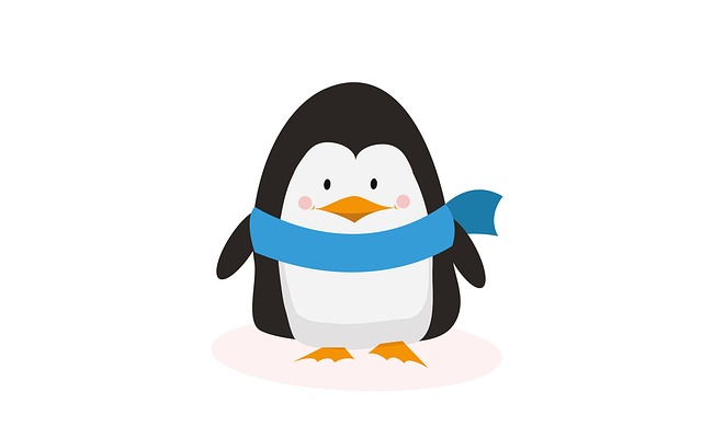 Funny, Cute, Sketch, Fictional Character, Penguin