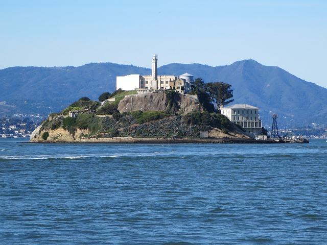 Alcatraz, San Francisco, Museum, Penitentiary, Prison