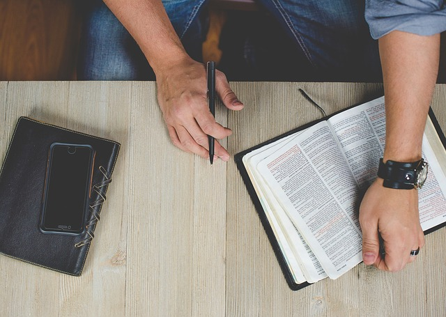 People, Man, Office, Business, Religion, Bible, Church