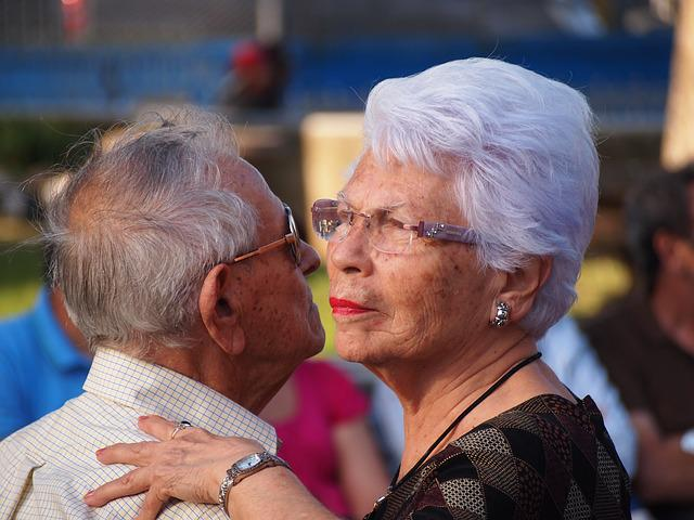 Older Adult, Dance, Couple, Couple In Love, People