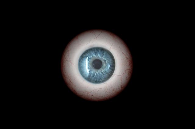 Eye, Blue, People, Look, Pupil, Iris, View, Blindness