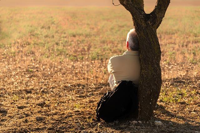 Man, Soledad, Only, Landscape, Summer, People