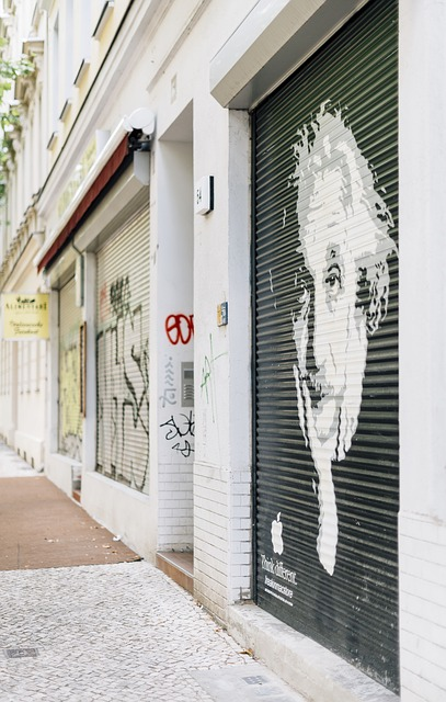Wall, Paint, Albert Einstein, People, Man, Genius