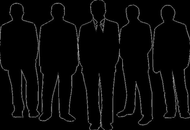Businessmen, Men, People, Office, Professional
