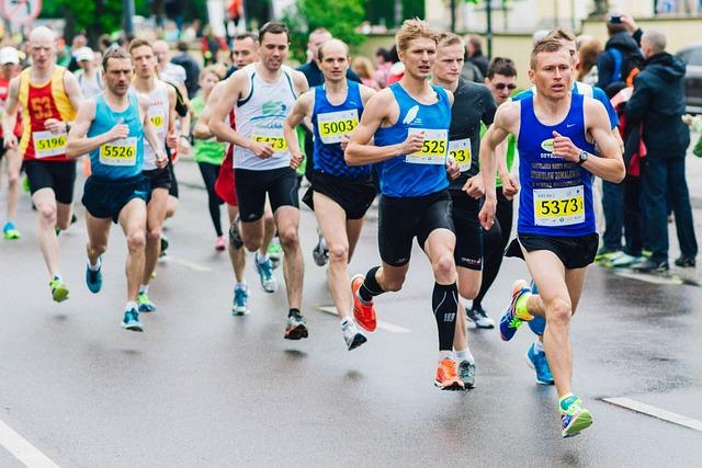Race, Marathon, Runners, Athletes, Fitness, People