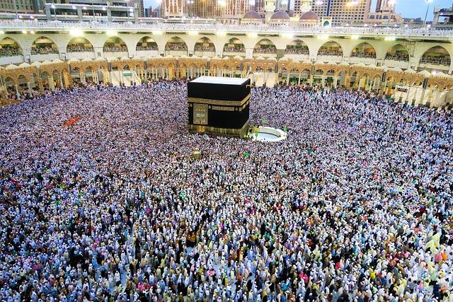 Ramadan, Craving, Tawaf, People, Mecca, Kaaba, Islam