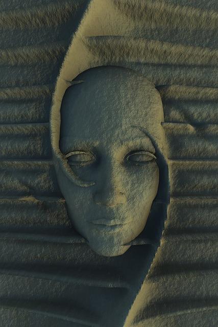 Portrait, Face, Old, People, Sculpture, Ancient, Art
