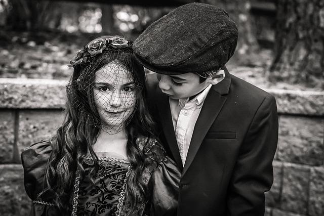 People, Children, Vintage