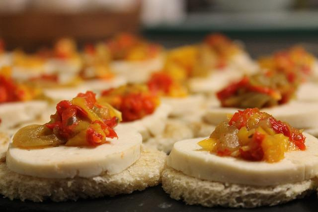 Toast, Kitchen, Peppers, Vegetable, Poultry, Entry