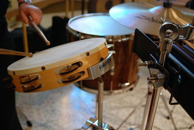 Percussion, Tambourine, Field Drum, Music, Equipment