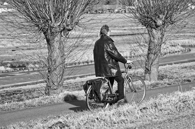 Man, Cyclist, Person, People, Bicycle, Cycling, Travel