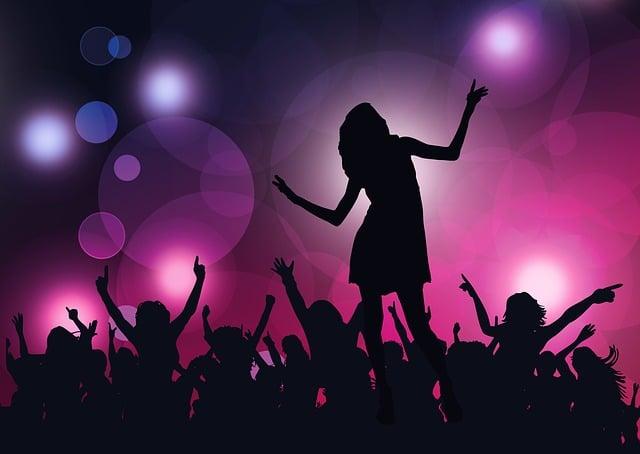 Disney, Person, Human, Female, Dance Club, Disco